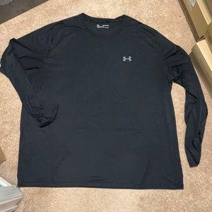 Under armour threadborne shirt size 4XL